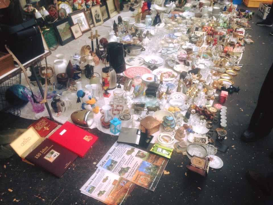 Trödel Flohmärkte in Mainz -Wiesbaden-Frankfurt und Umgebung