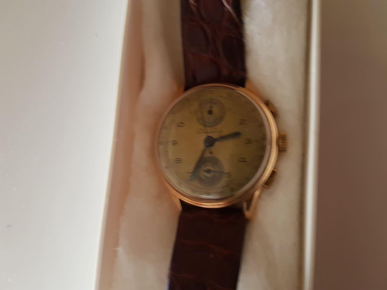 Antinke Breitling Uhr. Trödel Flohmärkte in Mainz